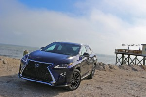 2016 Lexus RX – A Quick & Charming Spin
