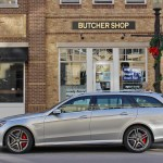 2015 Mercedes Benz AMG E63 S Wagon – Saving Thanksgiving In Style