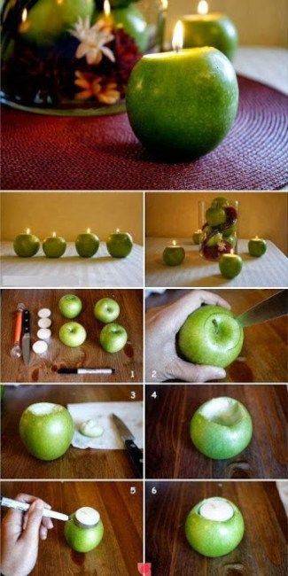 AppleCandles