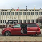 2016 Chrysler Town & Country Sport – In Time For The Holidays