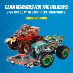 Hot Wheels Grab The Fire – Race Rewards Program