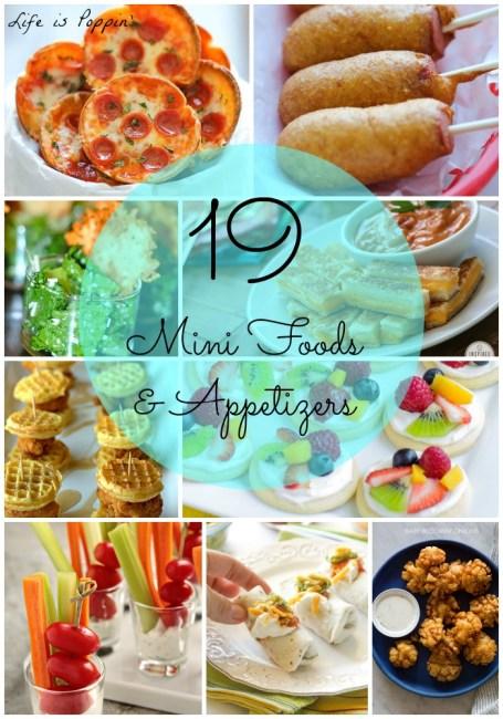 Mini Foods