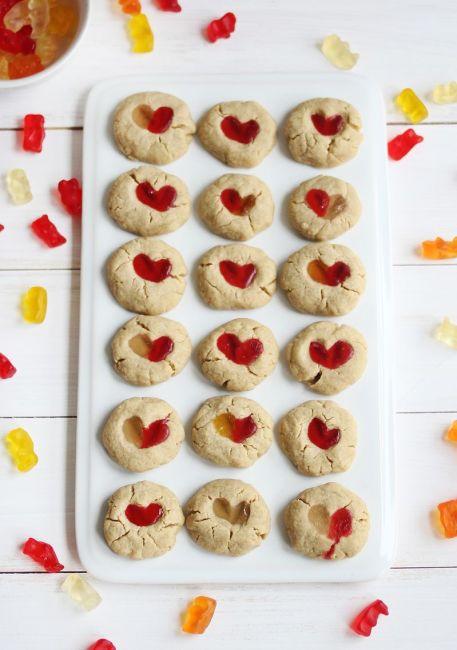 Gummie Bear Cookies
