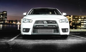 2015 Mitsubishi Lancer Evolution – A Family Race Car