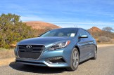 2016 Hyundai Sonata Hybrid