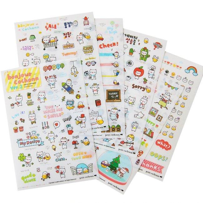 Planner- Stickers