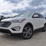 2016 Hyundai Santa Fe Limited – One Size Fits All