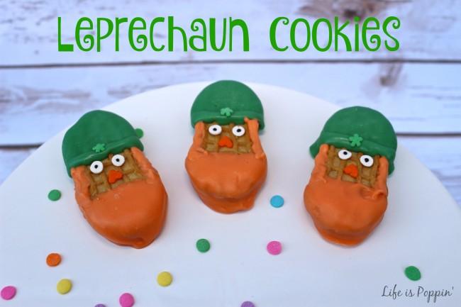 Leprechaun Cookies