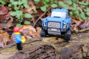 Ford Raptor & Ford Mustang LEGO Speed Champions!