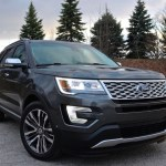 2016 Ford Explorer Platinum – Go Big or Go Home