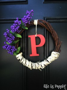 Cheap & Easy Door Decor