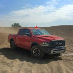 2016 RAM 1500 Rebel – The Bold, Cool & Capable Family Truck