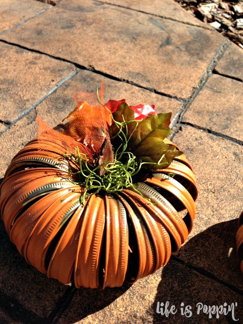 Pumpkin-ring-craft
