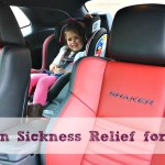 Relief of Motion Sickness for your Littles – Dramamine® for Kids