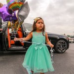 2017 Rolls-Royce Ghost Black Badge – A Princess' Birthday Chariot