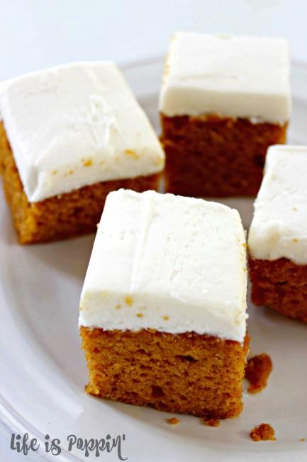 pumpkin-cake-squares