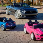 Toy Alert: Fisher-Price's New Ford Mustang Power Wheels!