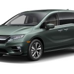 Check out the All-New 2018 Honda Odyssey