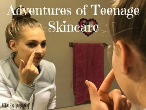 Adventures of Teenage Skincare