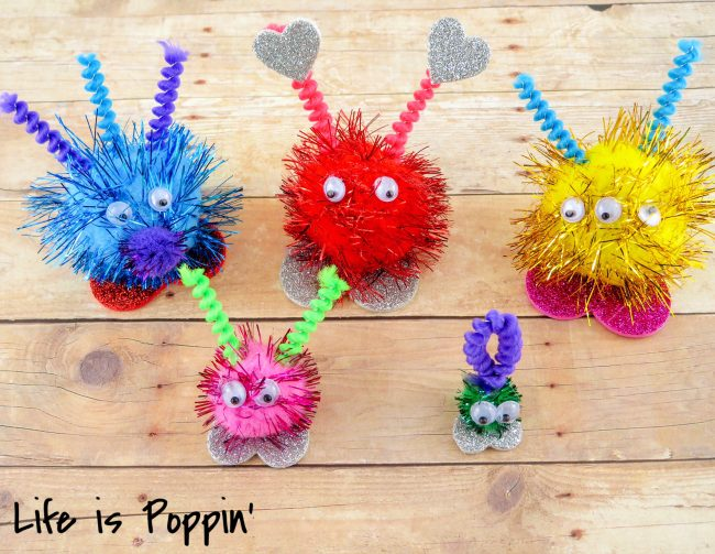 Pom Pom Monsters