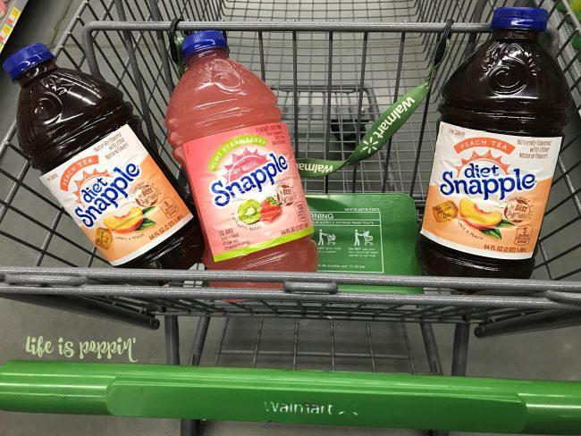 snapple at Walmart