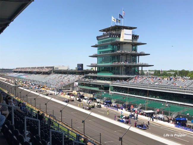 New to Town? See What the Indianapolis Motor Speedway Has for You