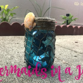 Mermaids in a Jar – A Magical Creation