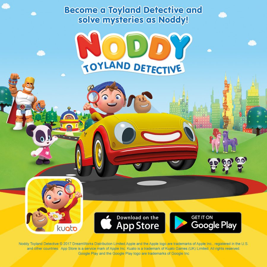 Noddy Blogging Image