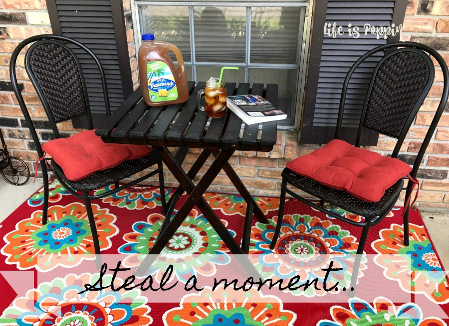Steal-a-moment