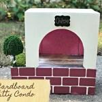 Cardboard Kitty Condo: Easy Cat House