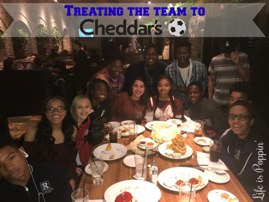 Treating-the-team-Cheddars