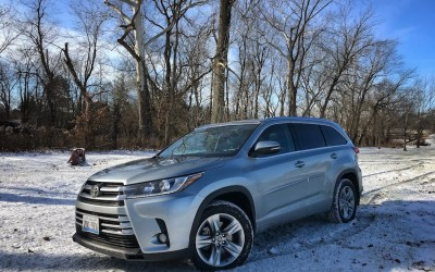 2017 Toyota Highlander – SUV Supremacy