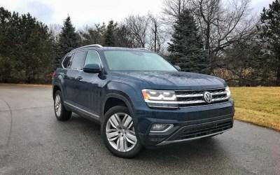 2018 Volkswagen Atlas – The Germans Are in to Please