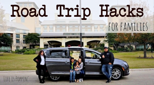 Family Travel Printable Planner: Road Trip Hacks