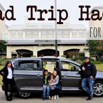 Family Travel Printable Planner: Road Trip Hacks