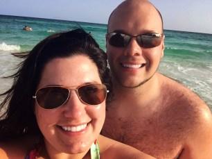 Aubrey & Russell Beach Vacation   Life Is Sweet As A Peach