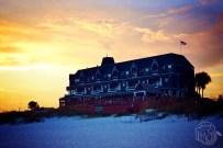 Henderson Beach Inn at Sunset Photo   Life Is Sweet As A Peach