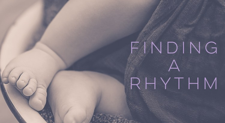 Although your heart multiplies with each darling bundle of joy, your time is divided exponentially. This is why developing a new rhythm that works with your new family dynamic is so critical. It's not going to come overnight, but you can find a pattern of life that works for your expanding family! Here are 4 tips to help you on your quest for a new family rhythm!