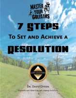 7 Steps to Achieve a Resolution MyG