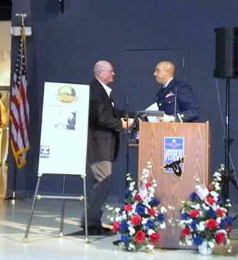 Chair of Patriotism in Action and Director of the Southern Museum of Flight