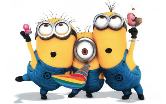 happy little minion trillions