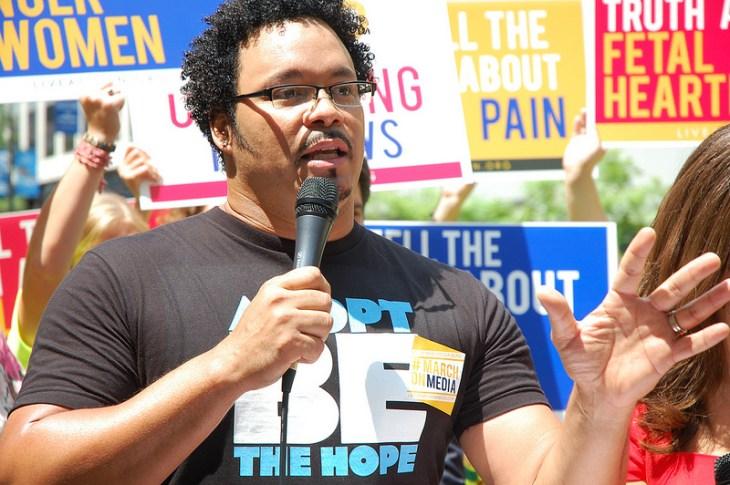 Ryan Bomberger of Radiance Speaking in 2014