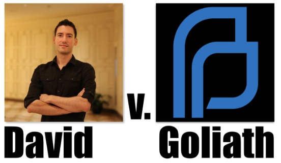 DavidVGoliath