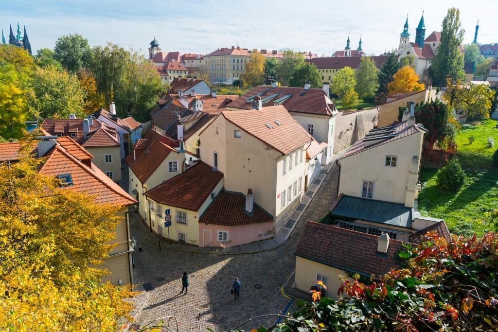 Praag, Tsjechie
