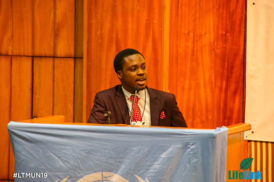 OPENING OF THE 2019 LTMUN CONFERENCE