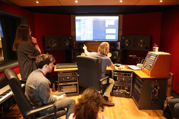 A-List Studio Experience