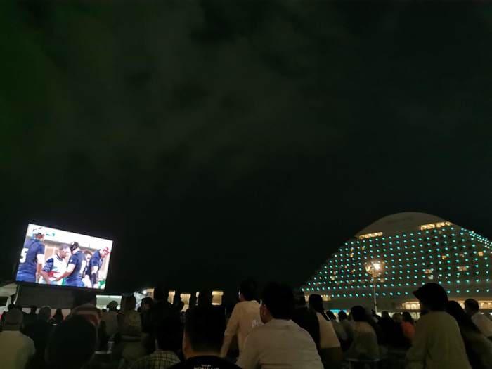 神戸ファンゾーン場所