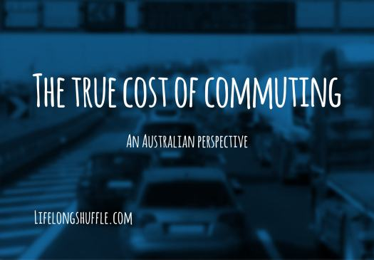 commuting, cost, sutralisn, early retirement, financial independence