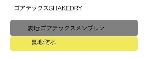 SHAKEDRY