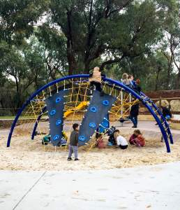 Free School Holiday Activities Perth Kingsley Pump and Jump Trail